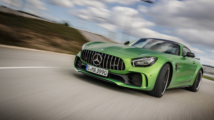 Mercedes-AMG GT R Vs. Porsche 911 GT2 RS: The Numbers