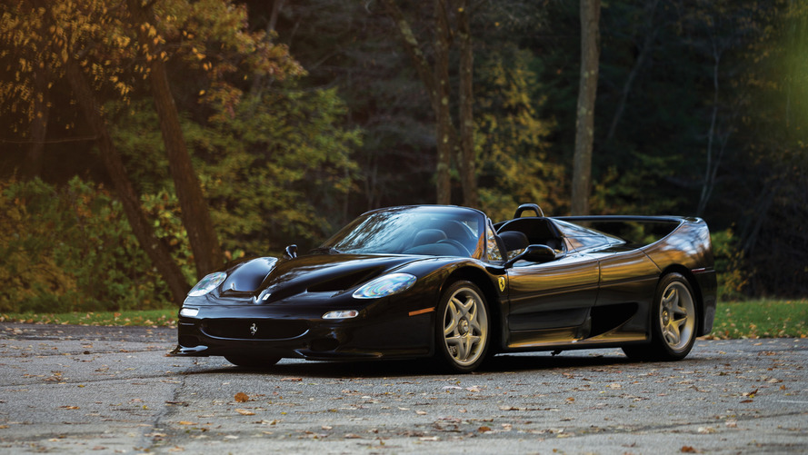 10 Most Expensive Cars Sold At Scottsdale