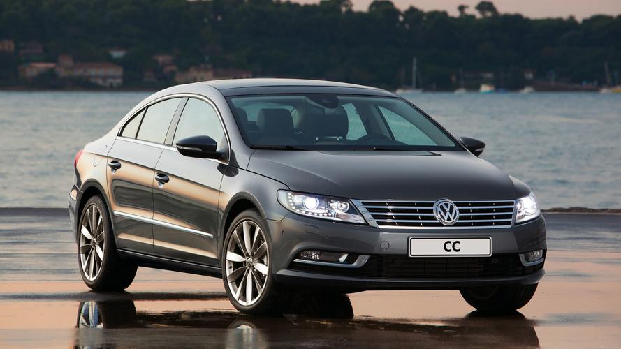 Ainda sobre plataforma antiga, VW CC deixa de ser fabricado