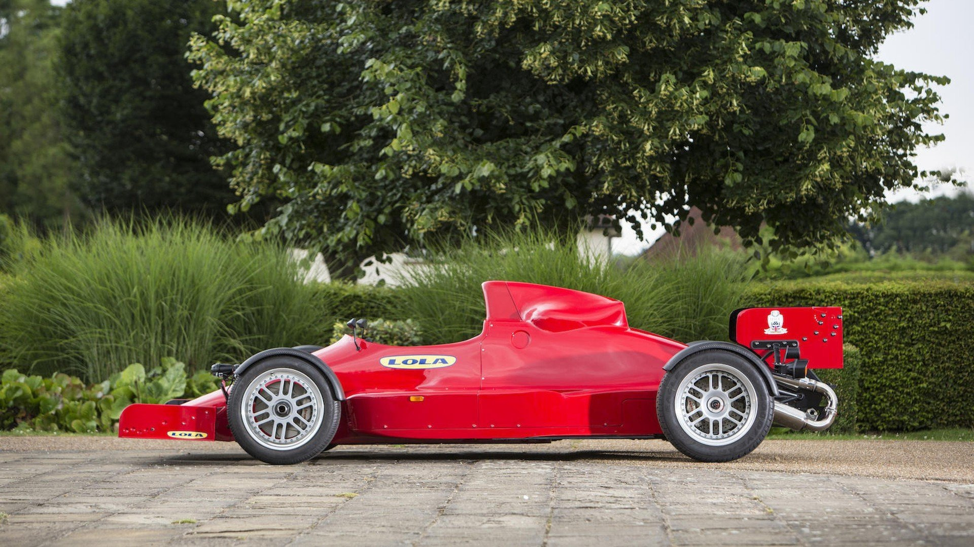 The closest thing to an F1 car for the road is for sale