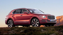 Bentley Bentayga Junior et Coupé
