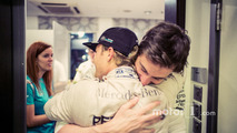 Nico Rosberg, Mercedes AMG F1, 2016 World Championship Victory Behind-the-Scenes