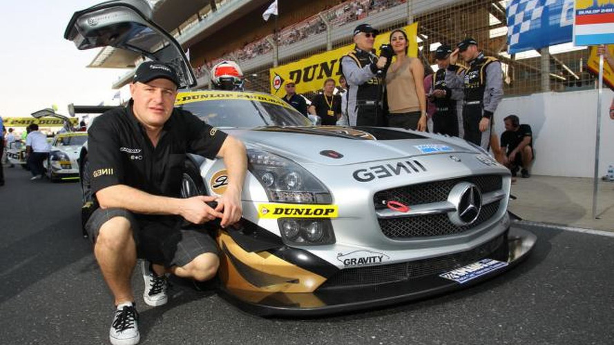 Ex F1 driver Tomas Enge fails another drug test