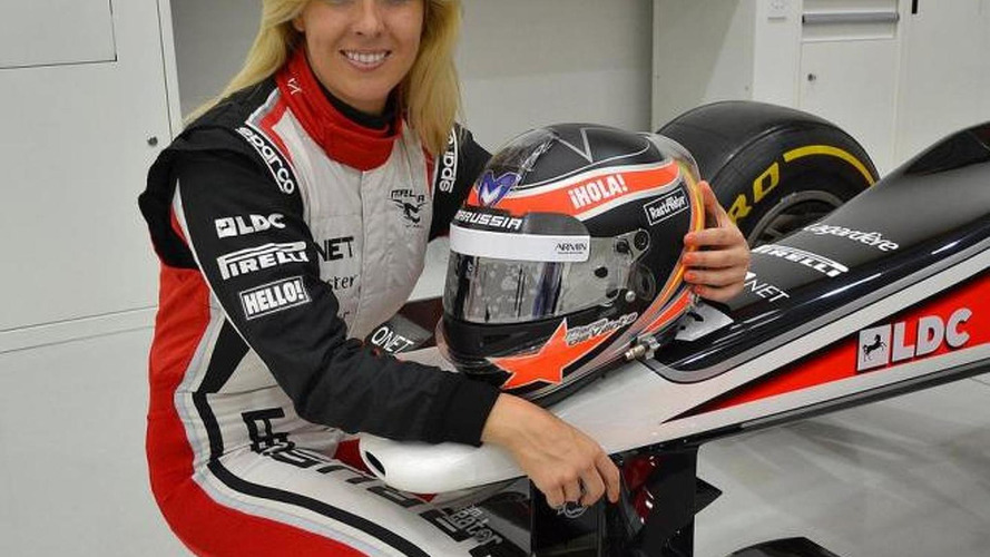 De Villota no longer in intensive care - sister