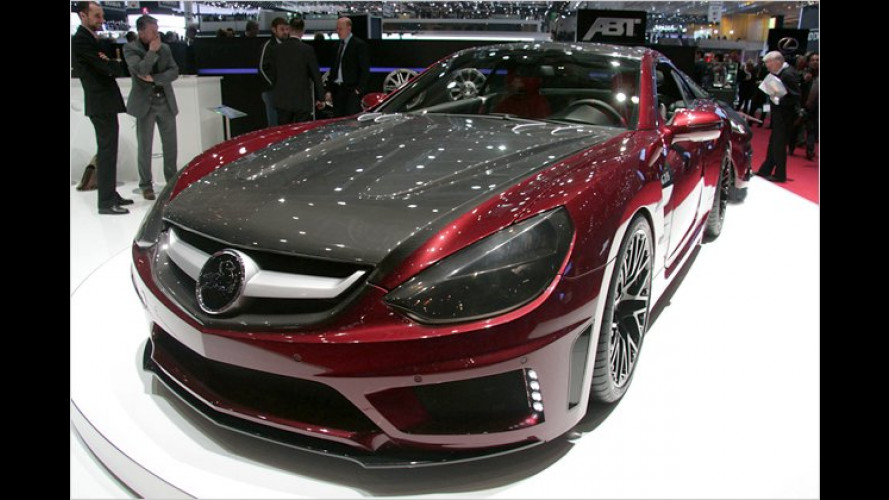 Carlsson baut den Super-GT C25 Royale in Kleinserie