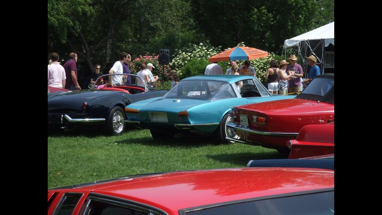 Chevrolet Corvette Rondine Concept