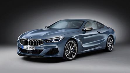 Novo BMW Série 8 recoloca a marca no segmento de cupês de alto luxo
