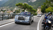 Rolls-Royce parade at Villa d'Este 25.05.2011