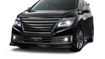 Nissan Elgrand Rider Black Line