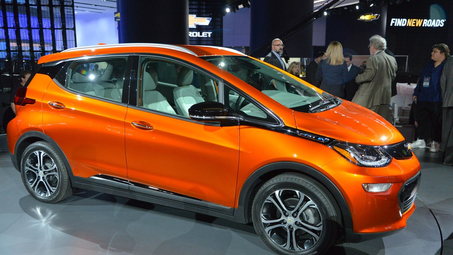 2017 Chevy Bolt performance specs announced, has 200 hp