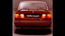 Lancia Dedra Integrale, foto storiche