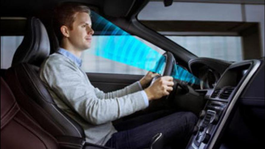 Volvo inventa l'auto che riconosce il tuo viso