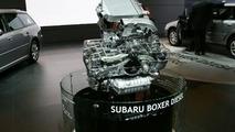 Subaru Diesel Boxer in Geneva 2008