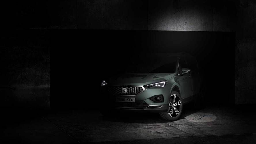 Seat's mysterious large SUV finally gets a name