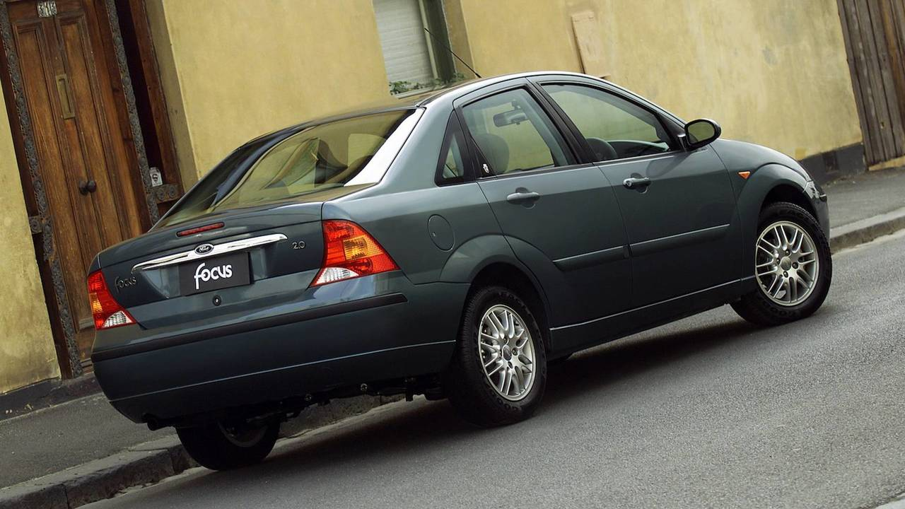 Ford Focus, The Best-Selling Car In The World (2001-2002)