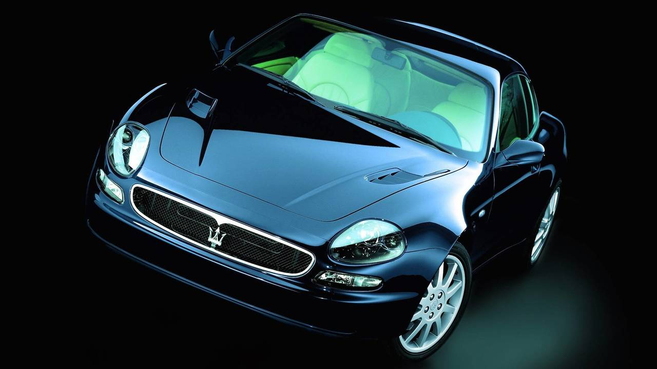 1998 - Maserati 3200 GT