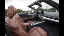Audi A5 e S5 cabrio, la nostra prova