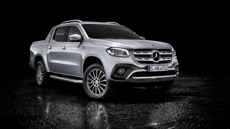 Genève 2018 - Un V6 diesel pour le Mercedes Classe X