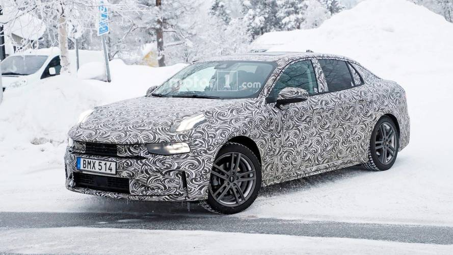 Lynk & Co 03 Sedan Shows Off Even More In New Spy Photos