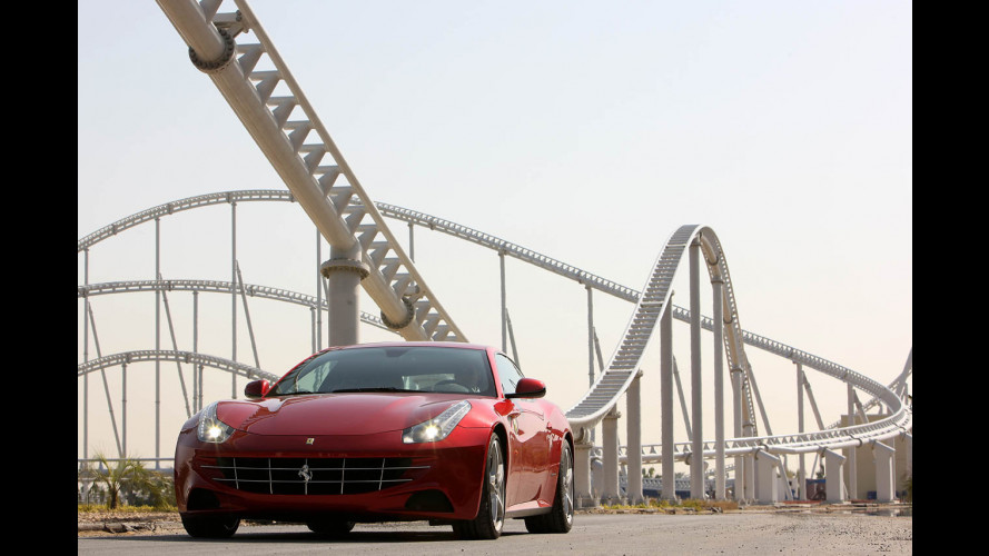 "La Ferrari FF sarebbe piaciuta al ""Drake"""