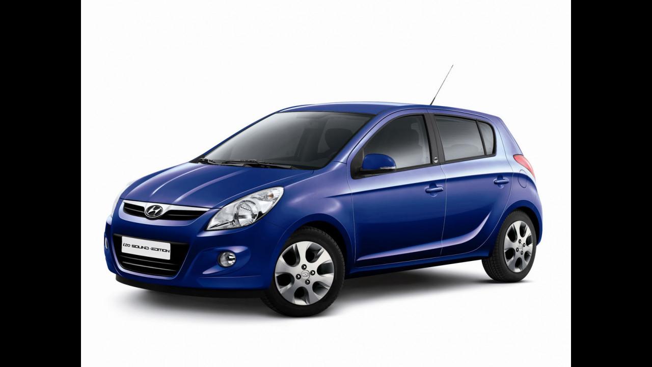 Hyundai i20 Sound Edition