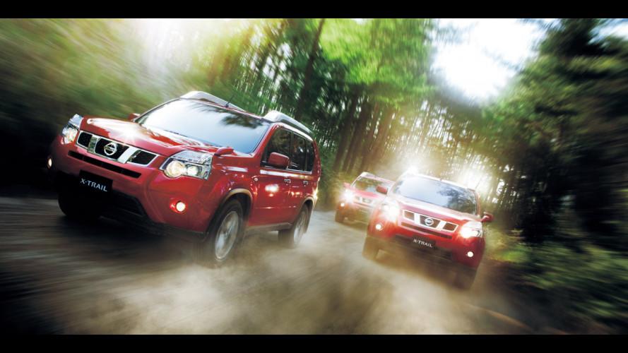 Nissan X-Trail: in Giappone debutta il restyling