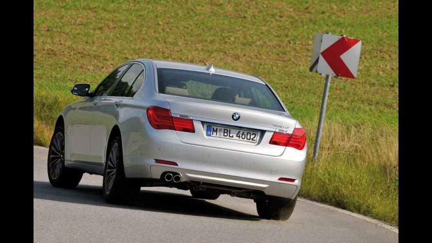 BMW Serie 7 e Z4 premiate ai Red dot award 2009