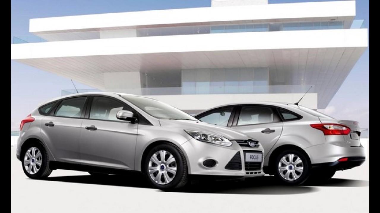 Ford investe US$ 195 milhões na Argentina para produzir novo Focus