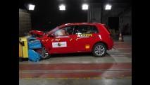 Latin NCAP: Golf e Corolla ganham cinco estrelas em crash test
