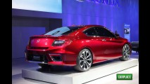 Direto de Detroit: Fotos do Honda Accord Coupé Concept