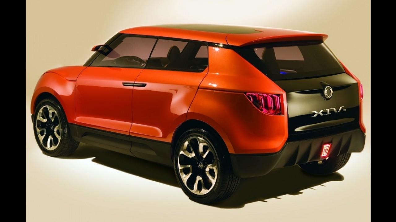 SsangYong terá SUV compacto para brigar com EcoSport em 2015