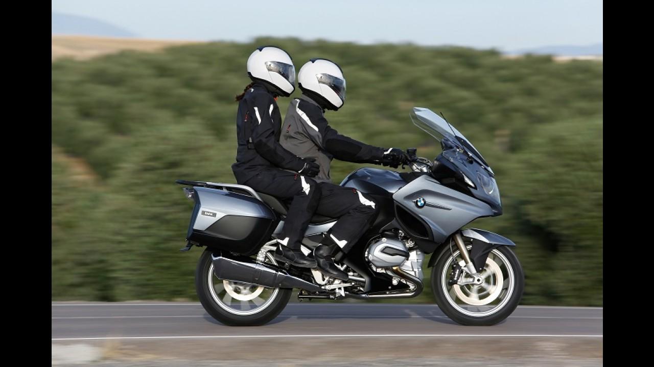 BMW traz nova estradeira R 1200 RT ao Brasil por R$ 89.900
