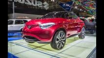 Salão SP: Suzuki S-Cross chega em 2015 para ser o best-seller da marca - fotos