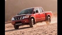 Nissan confirma nova geração para picape Titan
