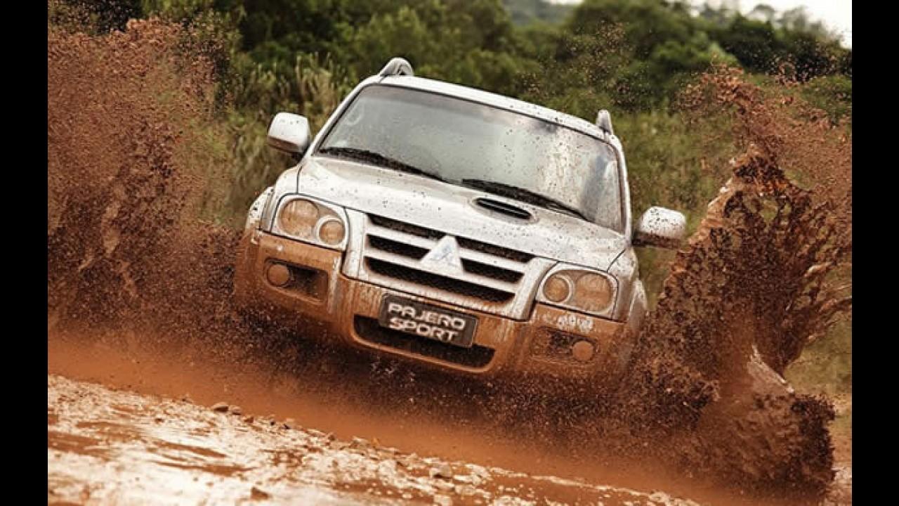 Recall: Mitsubishi convoca L200 Triton e Pajero Sport