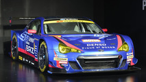 2015 Subaru BRZ GT300 unveiled with 350 PS