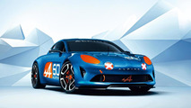 Renault Alpine Celebration concept