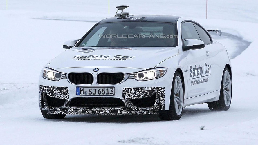 BMW M4 GTS could be called CSL and have 500 PS