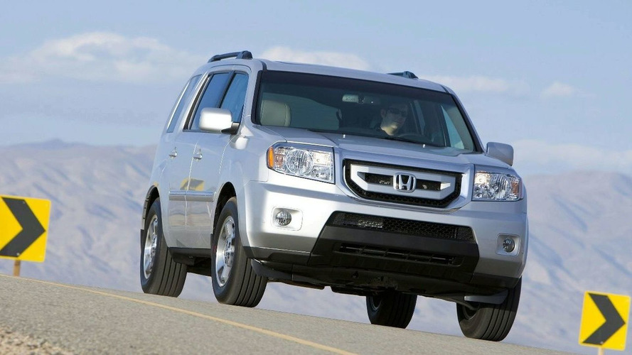 2009 Honda Pilot In Depth
