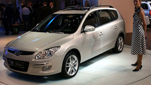 Hyundai i30 CW wagon Unveiled at Frankfurt