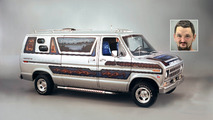 Ford Econoline custom van 1977