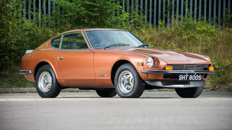 1978 Datsun heading to auction with just 8,285 original miles