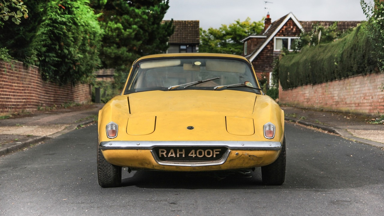 1968 Lotus Elan Plus 2