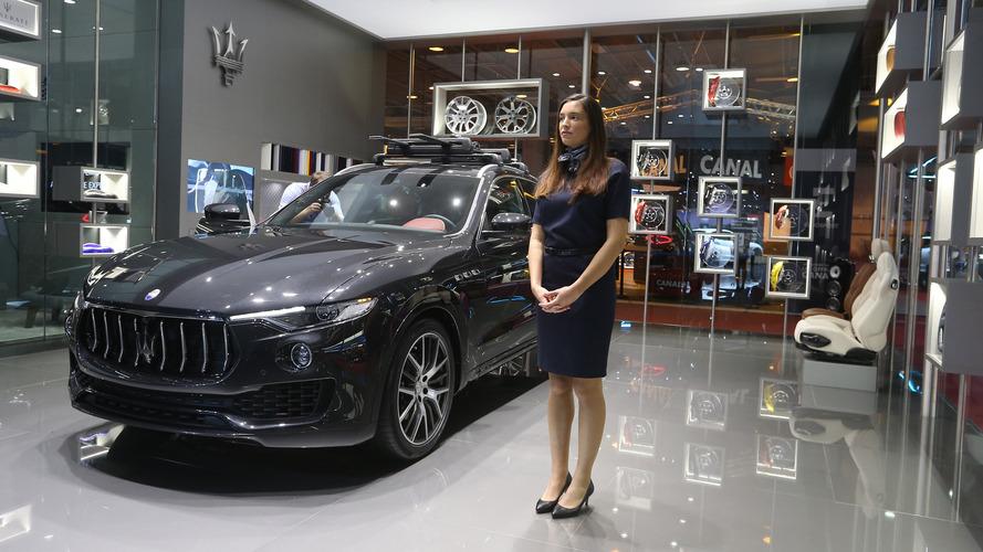 Maserati - Qu'en est-il de l'anti Porsche Macan ?