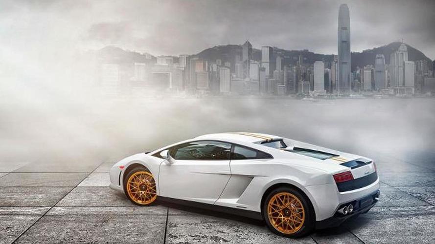 Lamborghini Gallardo LP550-2 Hong Kong 20th Anniversary Edition revealed