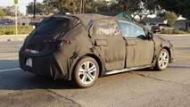 Toyota Corolla iM spy photo
