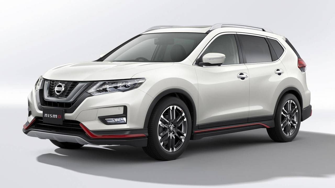Nissan X-Trail Nismo Concept