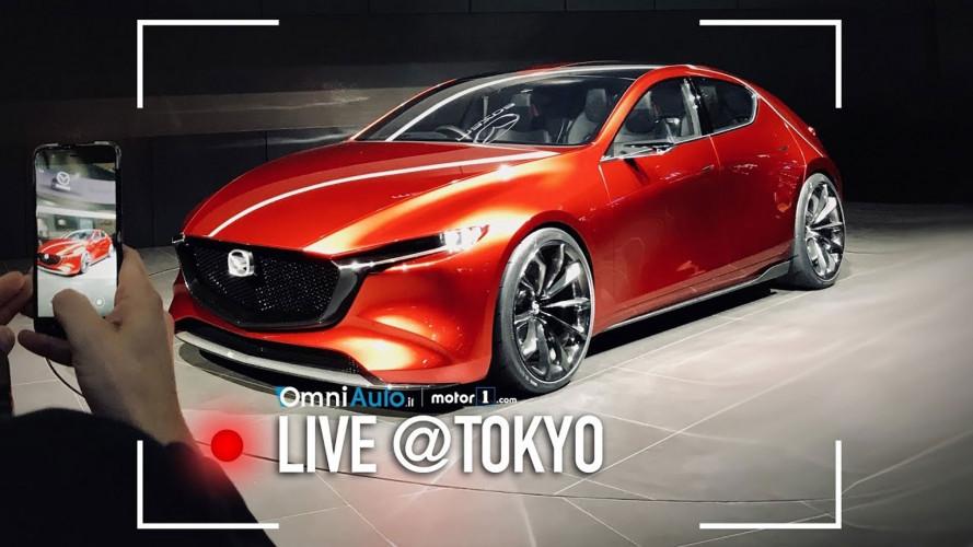 Mazda Kai Concept, il futuro passa da qui