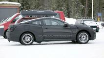 Hyundai i35 Coupe Latest Spy Photos in Scandinavia