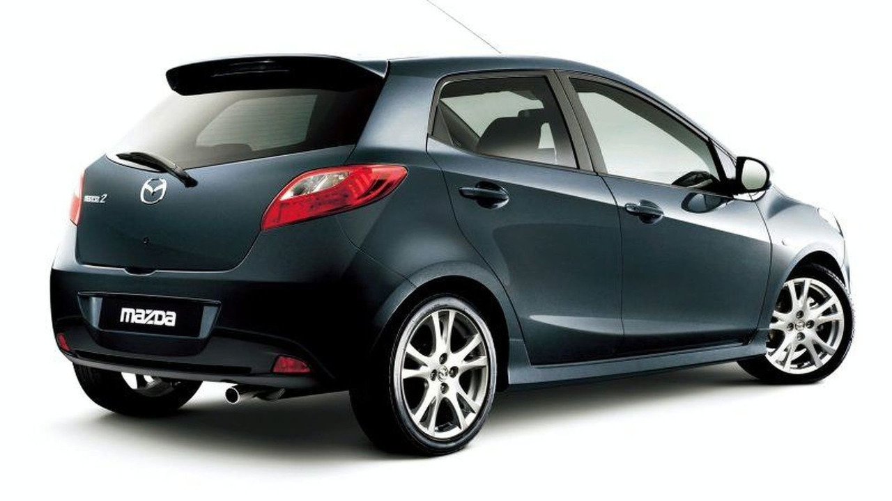 Mazda 2 (European model)